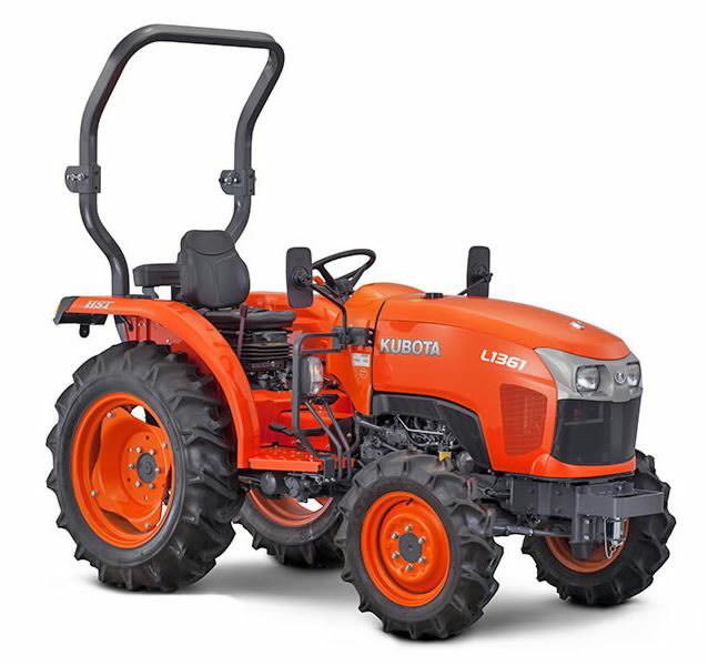 Traktor Kubota L1361 - HST