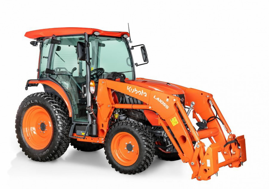 Traktors  L2-552 HST PLUS, Kubota