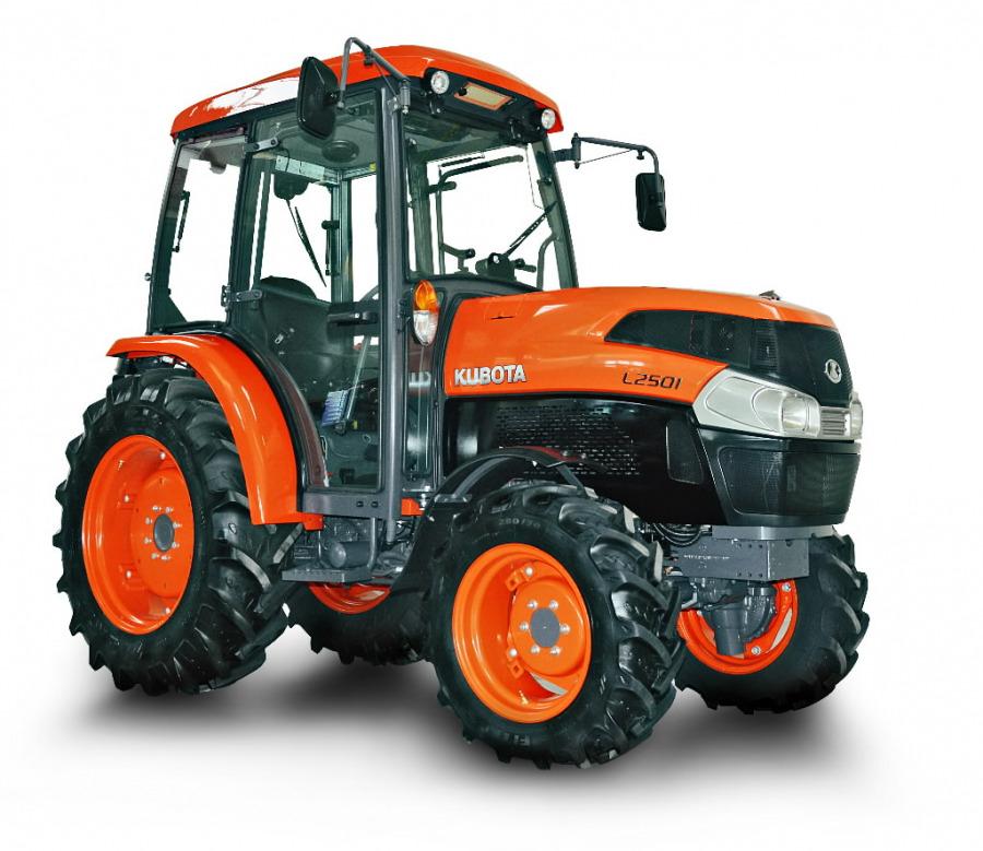 Traktor Kubota L2501