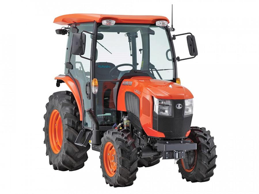 Traktorius  L2602 - HST, Kubota