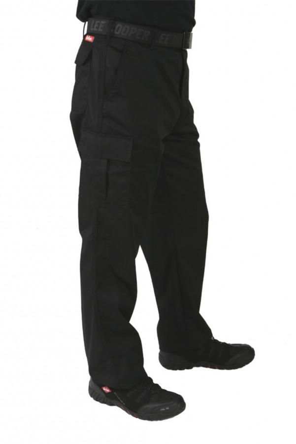 "Kelnės  205 juoda, 36""(XL)32""R, Lee Cooper"