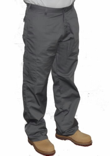 "Trousers  205 grey, 38""(2XL)32""R, Lee Cooper"