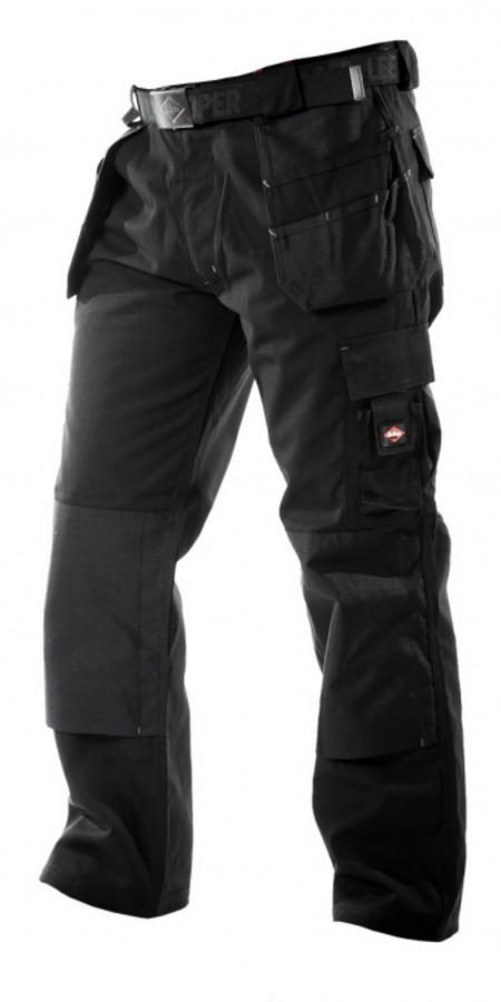 """Kelnės su kišenėmis dėklais  216 tamsiai  pilka 40 40""""(3XL)32""""R, Lee Cooper"""