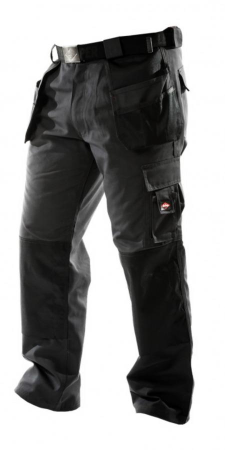 """Kelnės su kišenėmis dėklais  216 tamsiai  pilka 34 34""""(L)32""""R, Lee Cooper"""