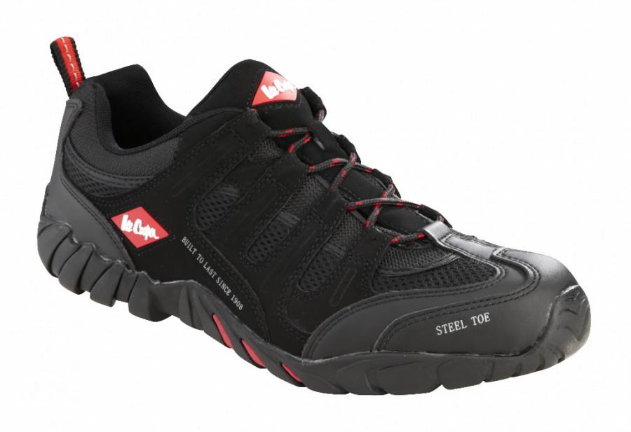 Darbiniai batai  008 S1P juoda, Lee Cooper