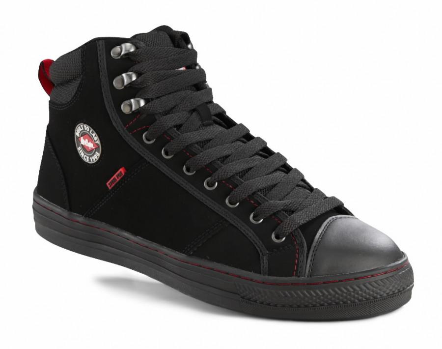 Apsauginiai batai  022 SB - juoda, Lee Cooper