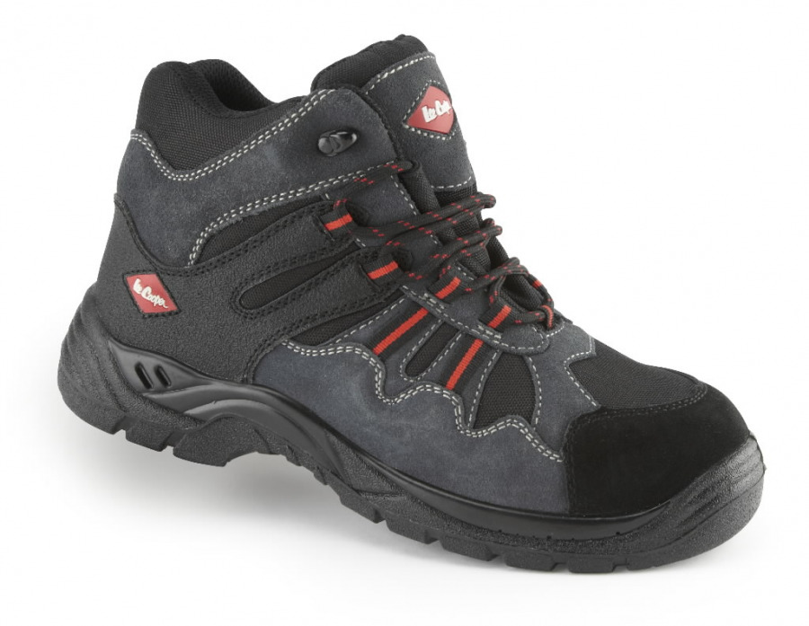 Darbiniai batai  039 S1P, pilka, 42, Lee Cooper