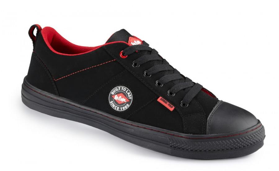 Darbiniai batai  054 SB, juoda, Lee Cooper