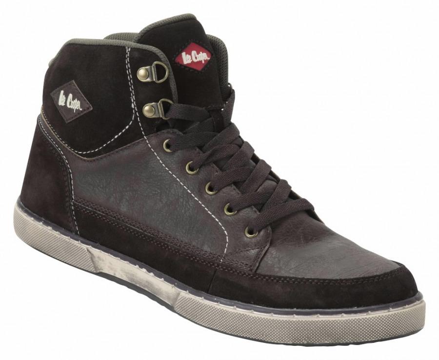 Apsauginiai batai  086 S1P SRA, ruda -, Lee Cooper