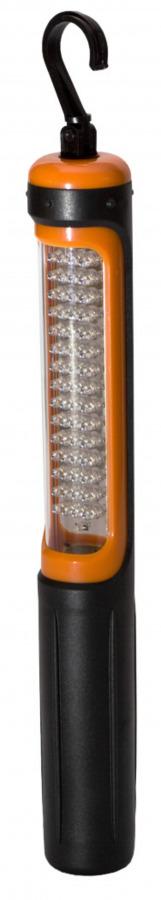 LED akulamp LUMINA PRO60 LED tööaeg 4h 60 Ledi BEDSONS
