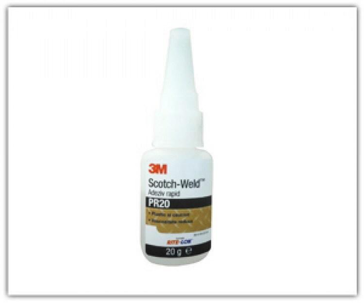 Kiirliim Scotch-Weld PR20 20g, 3M