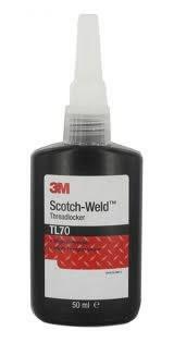 Keermeliim Scotch-Weld TL70 50ml, 3M