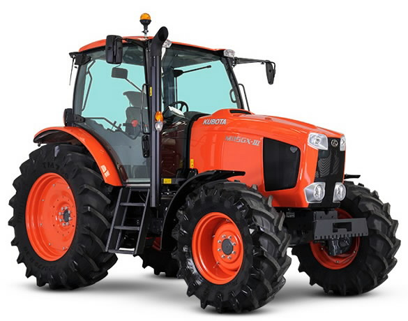 Traktor  M115GX-III, Kubota