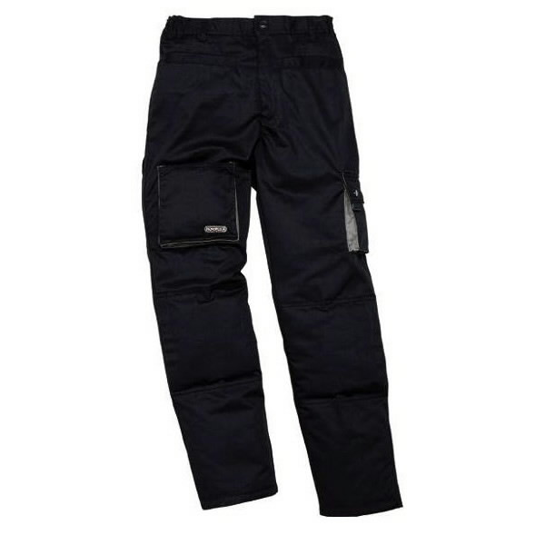 Tööpüksid voodriga M2PAW Must/hall XL, Delta Plus