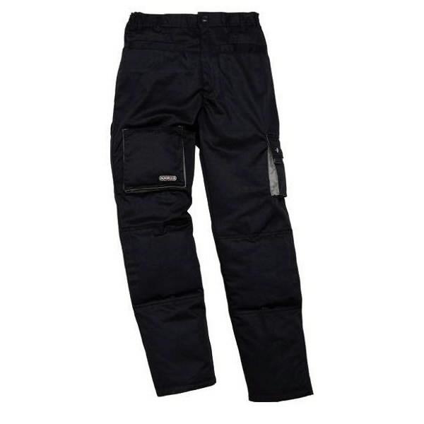 Working trousers M2PAW WINTER Black/Grey XL, Venitex