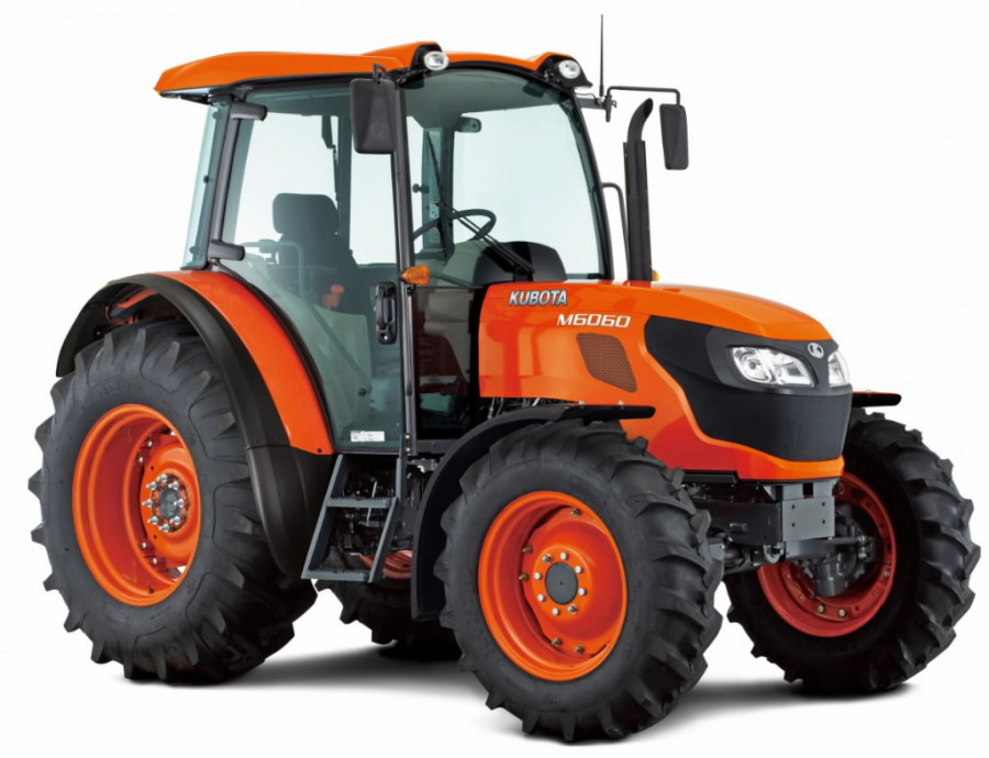 Traktorius  M6060 - M60, Kubota
