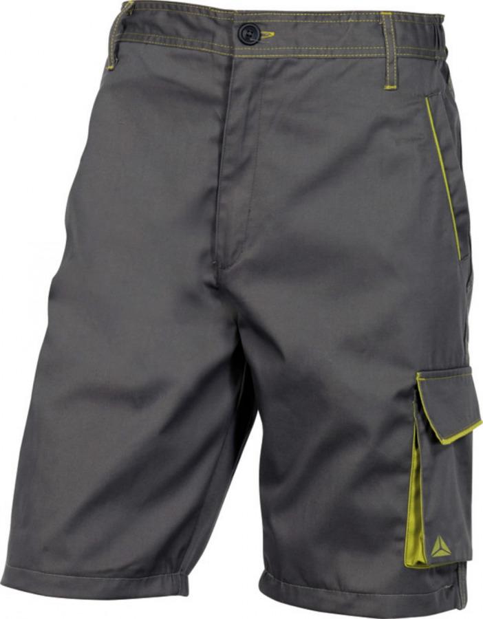 Trousers bermuda M6BER grey/green L, Venitex