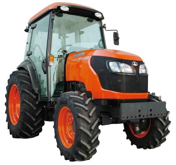 Traktor  M7040 Narrow, Kubota
