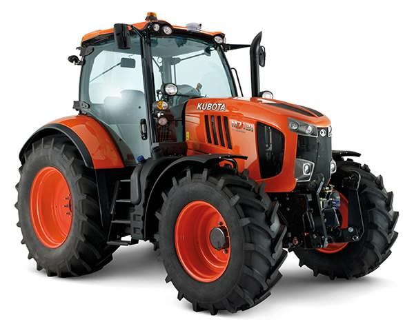 Traktorius  M7.151- M7001, Kubota