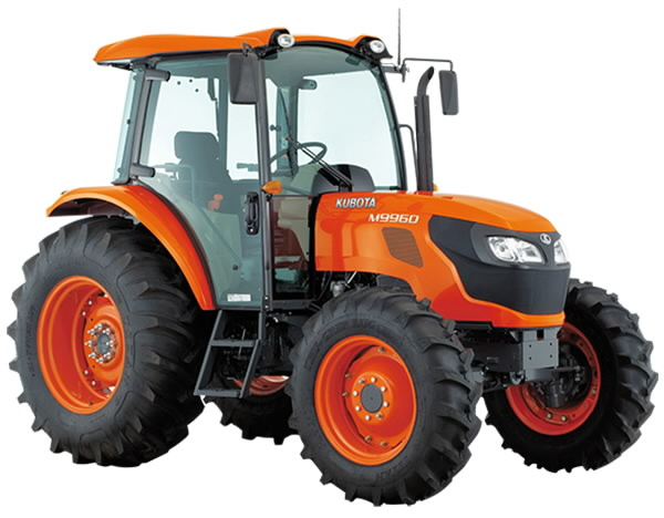 Traktorius  M9960 M60, Kubota