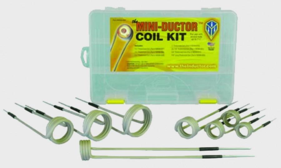 Otsikute komplekt induktsioonkuumutile Mini-Ductor II CE, Inductor