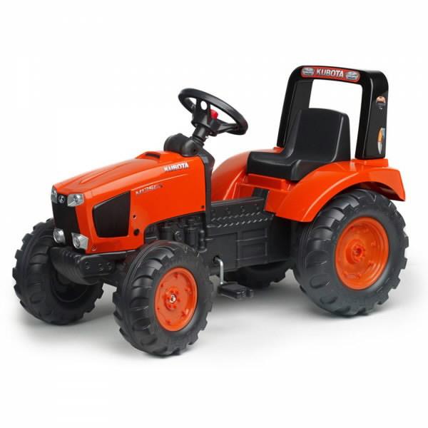 Pedal tractor, Kubota