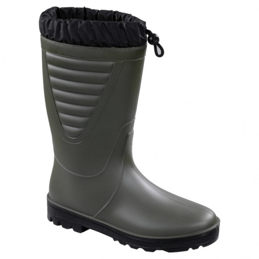 Pvc batai, su kailiniu pamušalu, žieminiai, 42, Delta Plus