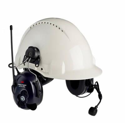 Kõrvaklapid LiteCom Plus,kiivri kinnitus PMR 446 H001680475, 3M
