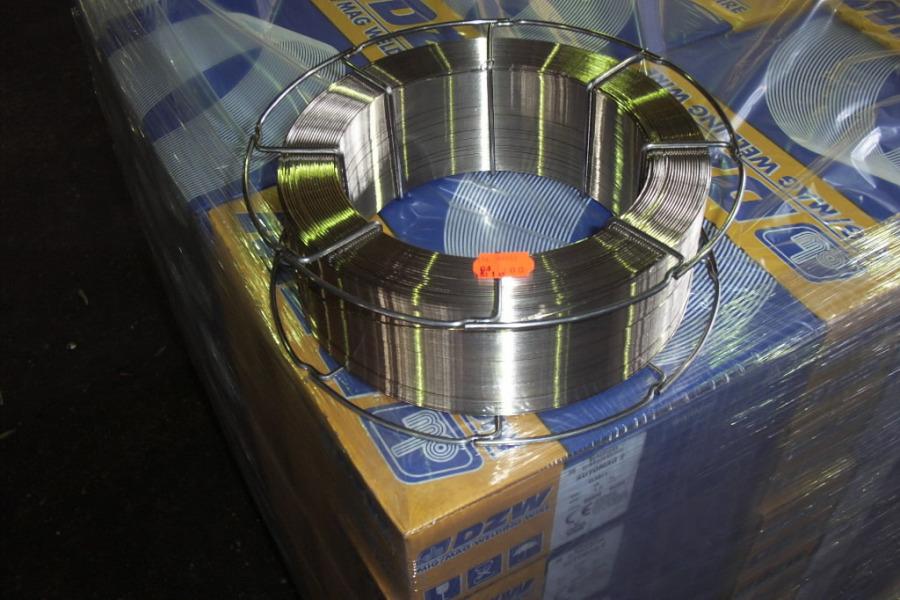 "Vasetamata keev.traat tüüp""F"" SG2 1,0mm 15kg Normag2 RW, DZW"
