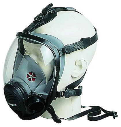 Facemask for SCBA positive pressure Vision 3, Other