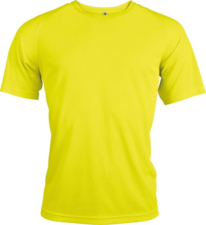 Marškinėliai  Proact  moteriški geltona, Other