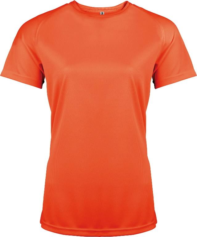 Kõrgnähtav särk Proact naistele oranz