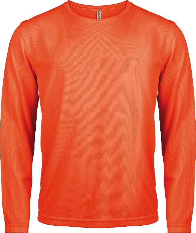 Kõrgnähtav särk pikkade käistega Proact oranz S