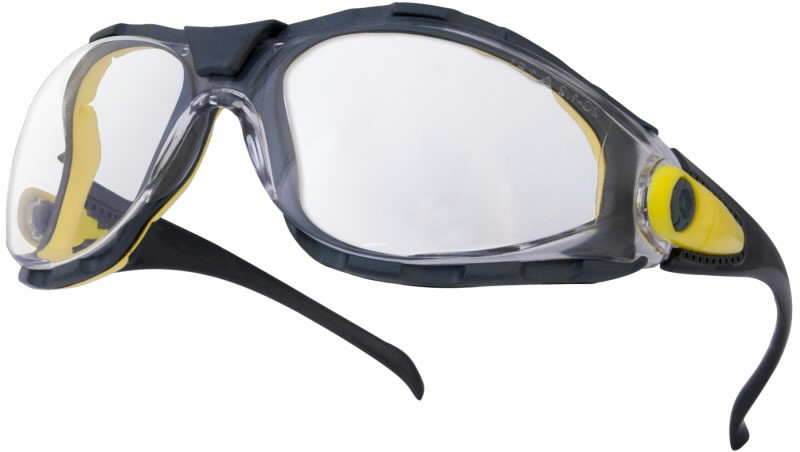 Pacaya akiniai, skaidrus polikarbonatas, Delta Plus