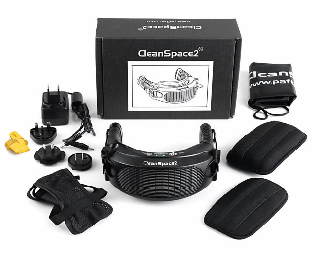 CleanSpace 2 hingamisseade kmpl. EN12942 TM2 (ilma maskita), Paftec