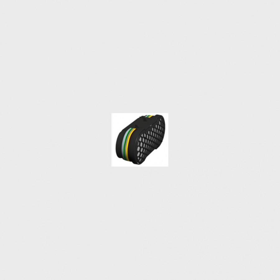 CleanSpace2™ kombinuotas  filtras ABEK1 P3, Paftec