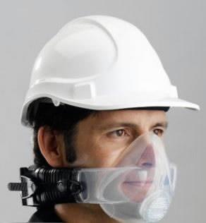 CleanSpace™ H-seeria poolmask keskmine, Paftec