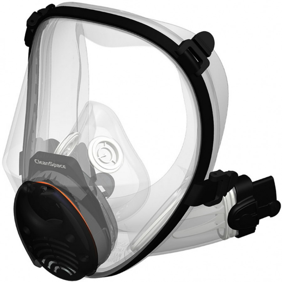 CleanSpace full face mask EN 12942, Paftec