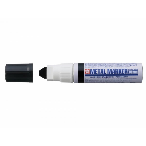 "Marker, 10mm, black, ""Metal Marker Sakura"", Other"