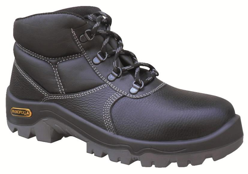 Safety shoes PROTON S1P HIGH SH black 43, Venitex