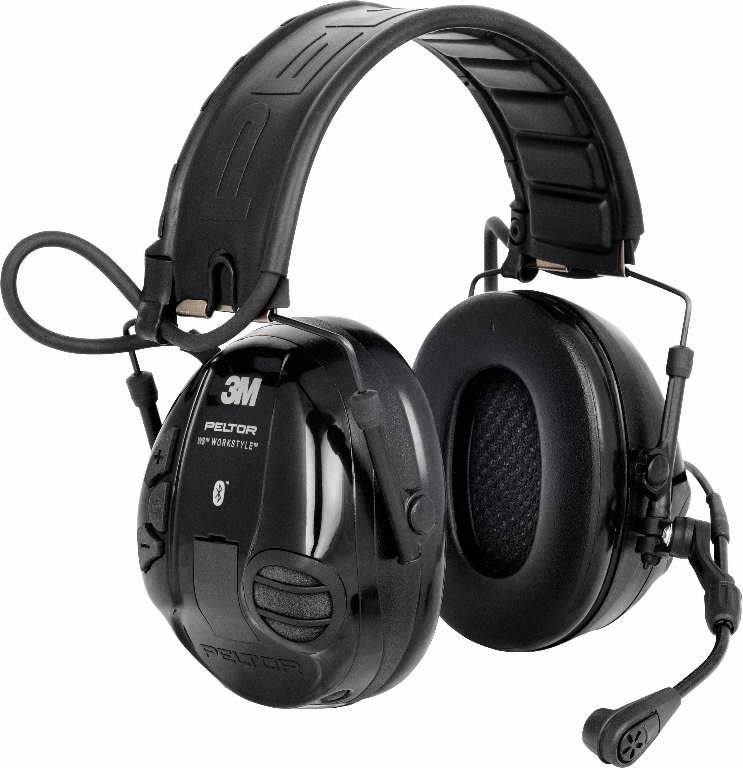 Kõrvaklapid mikriga,  kommunikatsioon Peltor WSWorkstyle XH001678248, 3M