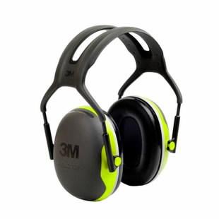 X serijos ausinės X4A-GB su galvos lankeliu, 3M