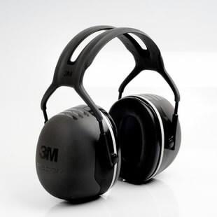 X serijos ausinės X5A-SV su galvos lankeliu, 3M