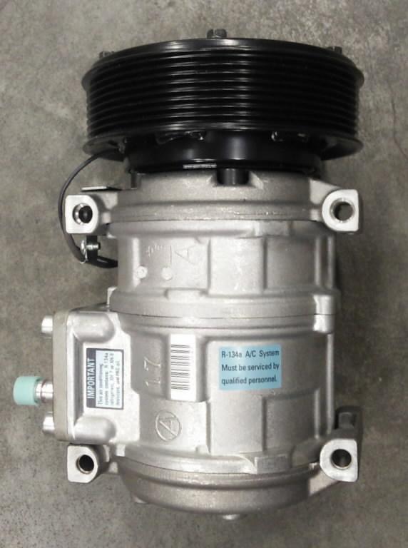 Kompresorius kondicionavimo sistemos, John Deere