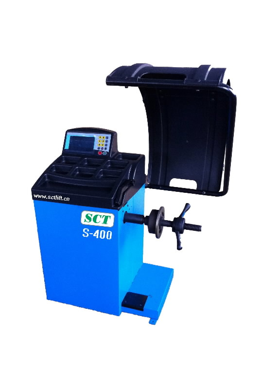 Digital  Wheel Balancer S-400, SCT, Best