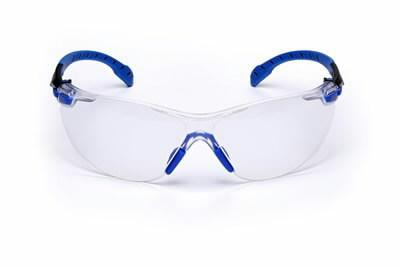Apsauginiai akiniai Solus, skaidrūs Scotchgard nerasojantys UU003718184, 3M