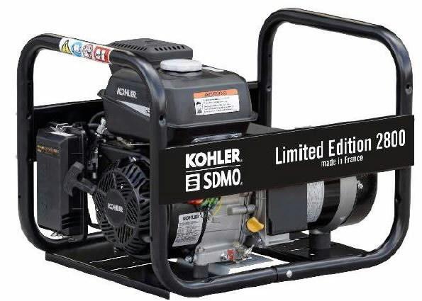 Elektrigeneraator  2800 Phoenix 2800, SDMO