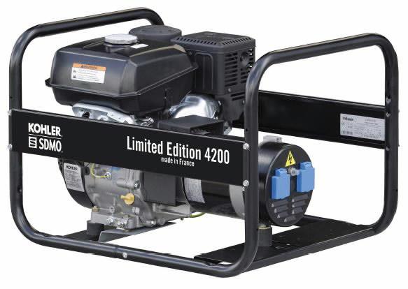 Elektrigeneraator  4200, SDMO