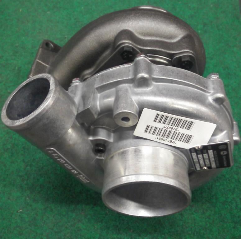 Turbocharger REMAN, John Deere