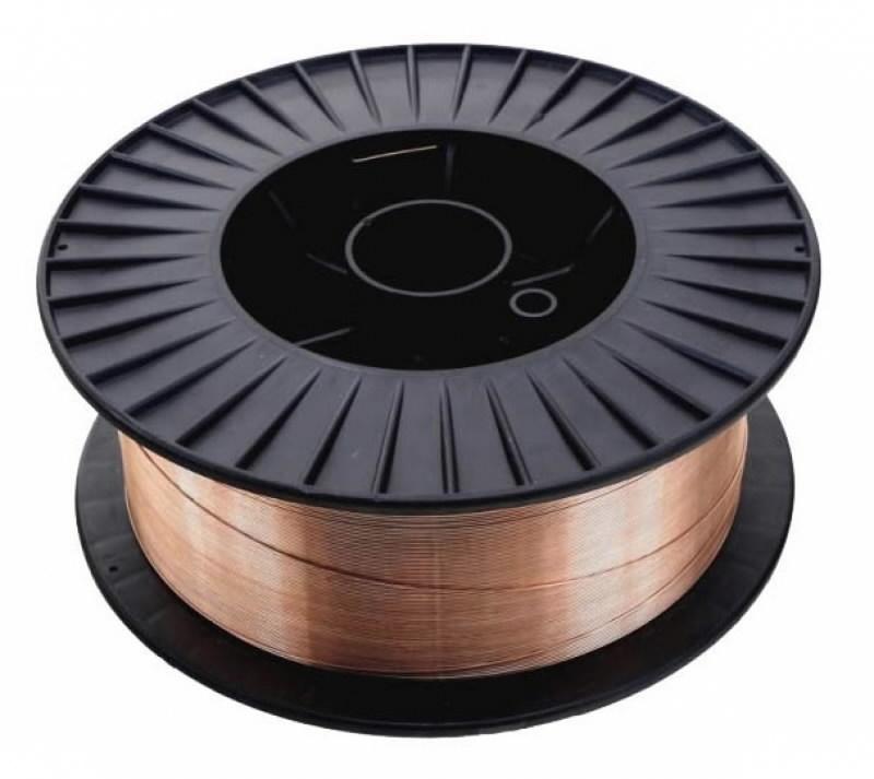 Suvirinimo viela SG2 1,0mm 15kg PLW Premium Plus, Premium 1